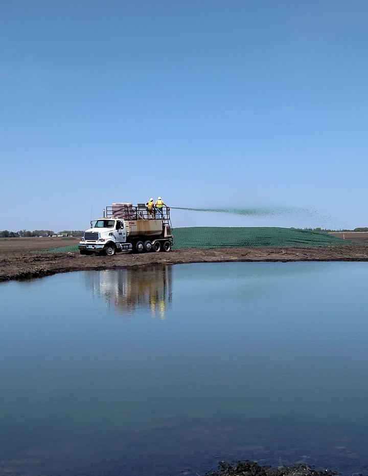 terra services truck